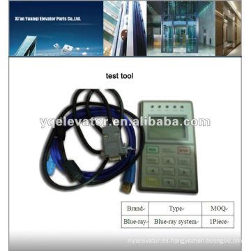 Elevador prueba herramienta de servicio elevador piezas de recambio Blue-ray