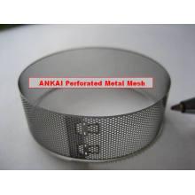 Malla de grabado de acero inoxidable para filtro
