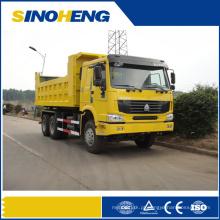 Caminhão resistente do camião basculante de Sinotruk HOWO 6X4 para a venda