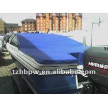 PVC encerado capa para caminhão, barco, equipamentos
