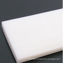 High Density Polyethylene PE White Sheet From China