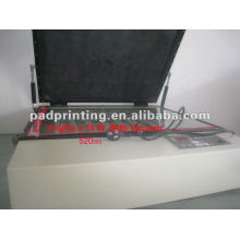 T máquina de exposição UV de vácuo de mesa LT-280M