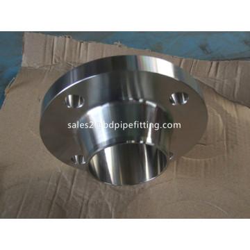 Asme B16.5 weld neck flange