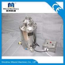 La leche de acero inoxidable 30L / 50L / 100L puede / caldera / tanque en la máquina de procesamiento de lácteos