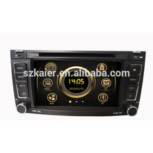 Hot selling PIP HD wince 6.0 car radio for VW Touareg with GPS/Bluetooth/Radio/SWC/Virtual 6CD/3G /ATV/iPod