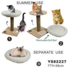 Cat Scratching Tree, Cat Toy (YJ82227)