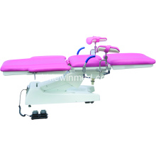 Rumah Sakit Gynecological Obstetric Delivery Bed Electric