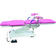 Lit de livraison obstétrique gynécologique d'hôpital électrique