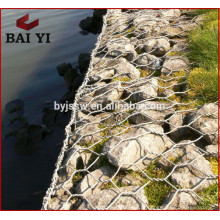 Heavy Galvanized Gabion Wire Box para River Bank Protection
