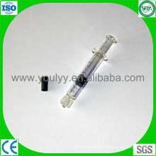 2.25ml de seringa pré-enchida de vidro com Luer Lock