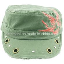Molienda lavado de ojal remache decoración bordado ejército militar PAC (CSCM9452)