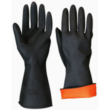 China Gold Supplier for China Chemical Gloves,Black Chemical Gloves,Nitrile Safty Gloves Supplier Chemical Industrial Rubber Work Glove export to Kyrgyzstan Suppliers