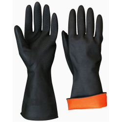 Chemical Industrial Rubber Work Glove
