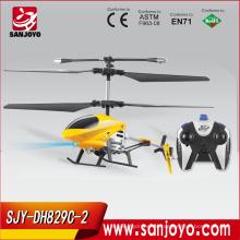 Venta caliente 2 canales RC helicóptero RC Drone con juguete de control de radio juguetes chenghai