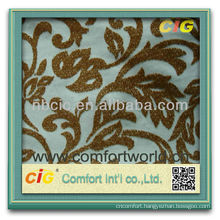Fashion New Design Jacquard Curtain Fabric