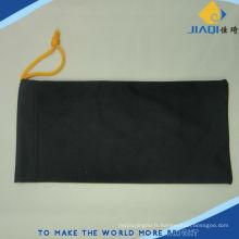 80% polyester 20% polyamide 230gsm sac de lunette magique fibre