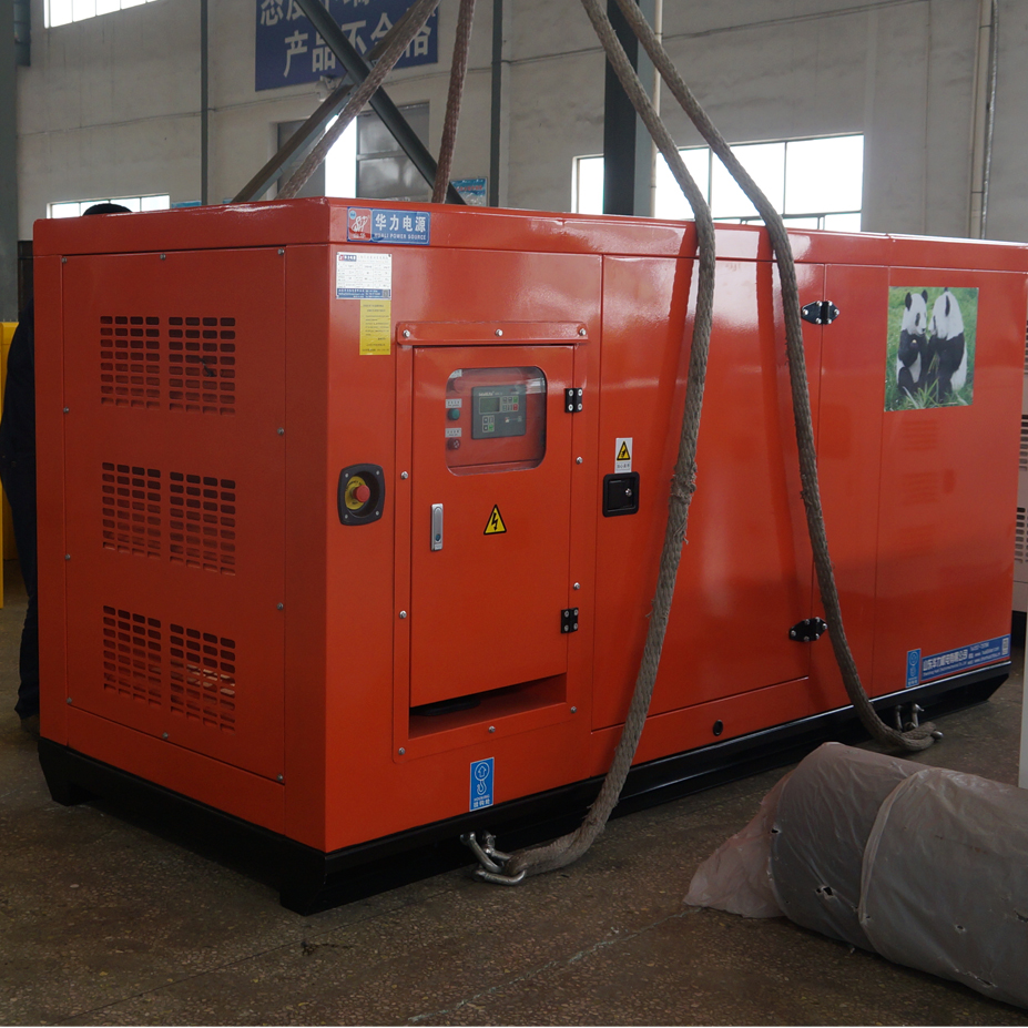 926-72 kW industry used silent generators for sale