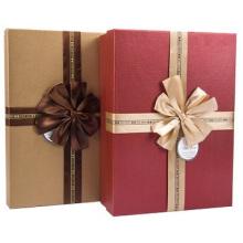 Rectangular Paper Box for Wedding Gift Box,
