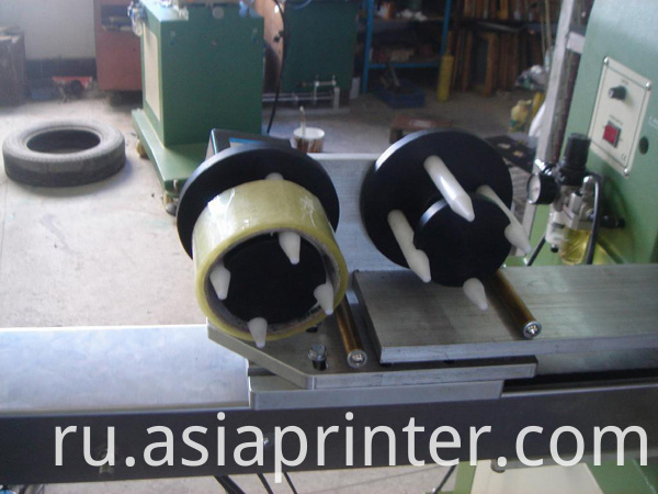Auto Cleaning Silicone Pads Pad Printing Machine