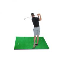 Práctica de alfombrilla de golf portátil de goma de Amazon