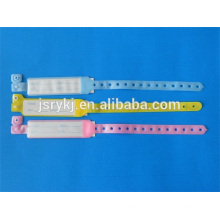 CE approved ID band for patient