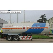 Asmeviii Réservoirs de stockage pour le stockage du gaz liquide de propane (GLP)