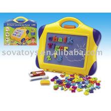 909990751-brinquedo educativo, conjunto de estudo, prancheta