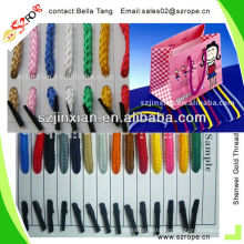 Colorful Polyester Carry Bag Handle Rope