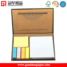 Supply All Kinds of Sticky Notepad with Ruler