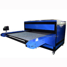 Large format automatic sublimation heat transfer printing machine