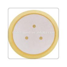 5.0khz 21mm double side piezo ceramic bimorph 3B21+5.0BD