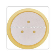 Elemento de zumbido piezoelétrico mais vendido, manípulo de disco piezoelétrico de 31mm