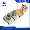 Sbg-S Type Copper & Aluminum Double Conductor Hold Pole Clamp