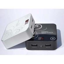 Портативный мобильный телефон зарядное устройство 10400mah питания Банк
