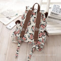 fashion canvas school college backpack/bookbags for girls/students/women HCB0075