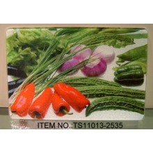 Durability Toughened Steel Glass Chopping Board