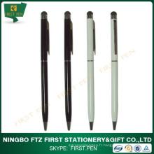 Slim Customized Hotel Metal Pen