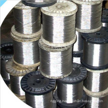 (DIN; BS; MIL) 7X19 Galvnized Steel Wire Rope