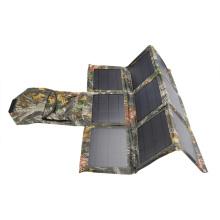Водонепроницаемая ткань 31,5 Вт Солнечное зарядное устройство для телефона