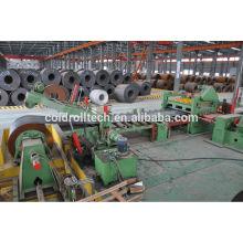Stahlspule auf Länge geschnitten Linie 1-6x2000mm