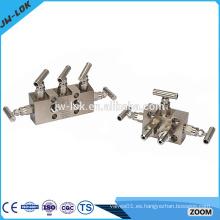 Colectores de latón para calefacción de alta presión