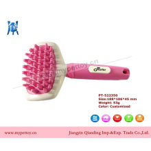 Pet Rubber Bath Brush Soft Brush