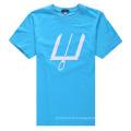 Мужские летние футболки, 100 хлопок Дизайн мальчика Футболка печати