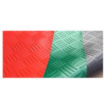 Estera de la moneda del piso del taller del PVC del mejor precio