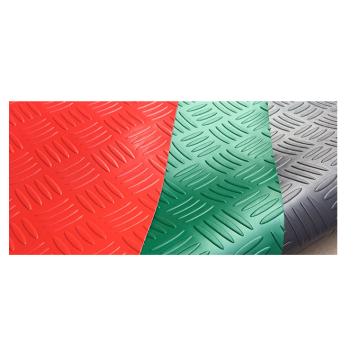 Melhor preço PVC workshop piso moeda mat