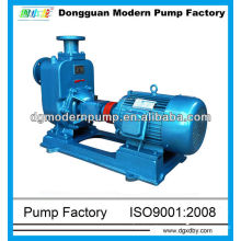 Pompe centrifuge à amorçage électrique série ZX