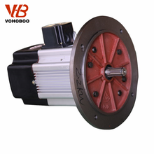 Motor trifásico assíncrono do guindaste elétrico de baixa rpm
