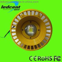 30W led high bay light aluminum alloy base in yellow
