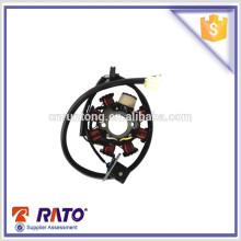 Para WY125 chino 8 polos solo bobina magnética de la motocicleta de IGN