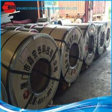 Широко используется Высококачественная сталь с покрытием Zn Холоднокатаная сталь Galvalume Стальная катушка Алюминиевая катушка